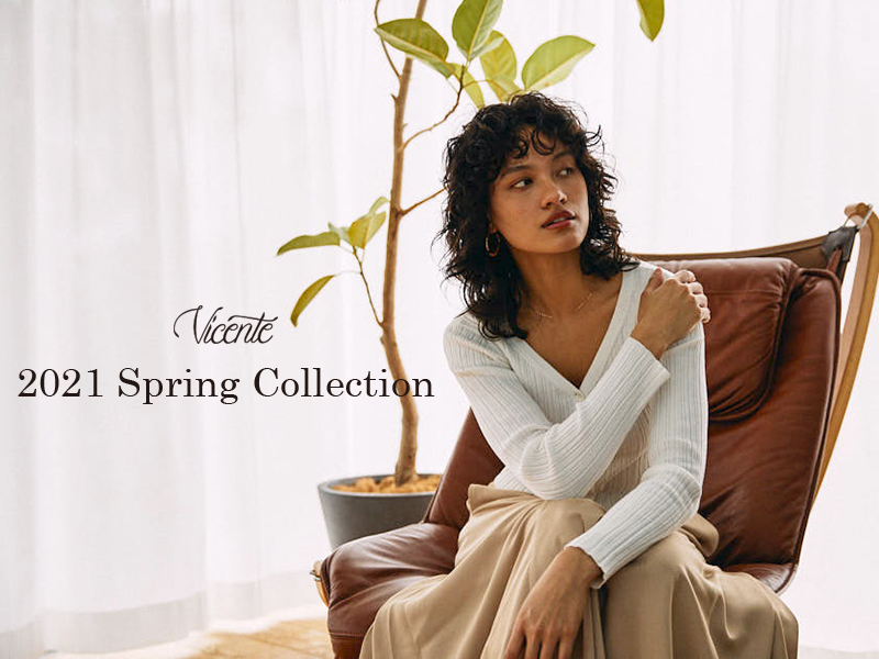 2021 Spring Collection Vicente